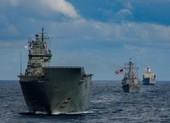 Tàu chiến Úc chạm mặt hải quân Trung Quốc ở Trường Sa