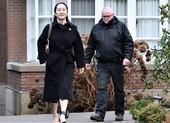 Huawei trả đũa vụ Giám đốc tài chính Mạnh Vãn Châu bị bắt