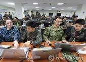 Hàn Quốc-Mỹ tập trận chung lần đầu trong năm, dù COVID-19