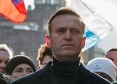 Nga: Lãnh đạo đối lập Nalvany nhập viện, nghi bị đầu độc