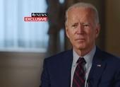 Ông Biden nói về tuổi 77 của ông và tuổi 74 của ông Trump