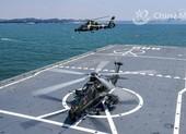 4 cuộc tập trận liên tiếp, Trung Quốc 'nắn gân' Mỹ, Đài Loan?