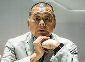 Vừa tại ngoại, ông Jimmy Lai kêu gọi Mỹ giúp đỡ