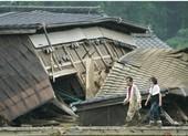 Lũ Nhật Bản: Ít nhất 18 người chết, 16 người nguy kịch
