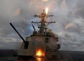 Hoả lực vượt trội của quân đội Mỹ dần vây quanh Trung Quốc