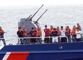Cục Hàng hải cảnh báo cướp tàu trên biển