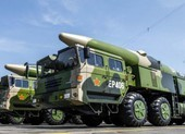 Đài Loan tiết lộ số đầu đạn hạt nhân Trung Quốc đang sở hữu