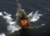 Video: Iran thử tên lửa mới, đánh trúng mục tiêu cách 280 km