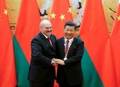 Bất ngờ yếu tố Trung Quốc ở Belarus
