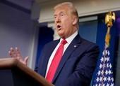 Tổng thống Trump kêu gọi điều tra minh bạch về vụ nổ ở Beirut