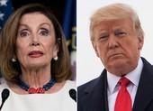 Ông Trump nói bà Pelosi 'bị rơi răng nên không kịp suy nghĩ'
