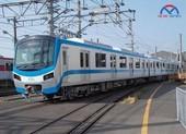 Tháng 9 lắp đặt xong đường ray hầm phía Tây của tuyến metro 1