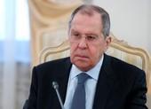 Ngoại trưởng Nga: NATO tồn tại 'chỉ để đối đầu chúng tôi'