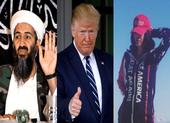 Cháu gái Osama bin Laden ủng hộ ông Trump tái đắc cử