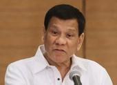 Ông Duterte: Sẽ không trừng phạt các công ty Trung Quốc như Mỹ