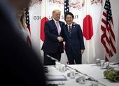 Chuyên gia Mỹ: 'Nhật nên lo về kịch bản ông Trump tái đắc cử'