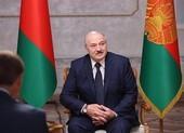 Quân đội Belarus sẽ tham chiến nếu Nga bị phương Tây xâm lược