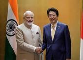 Ấn Độ, Nhật Bản ký hiệp định quốc phòng kiềm chế Trung Quốc