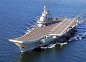 Lần đầu tiên hai tàu sân bay Trung Quốc cùng đi tập trận