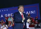 Ông Trump nói có thể tìm kiếm nhiệm kỳ tổng thống thứ ba