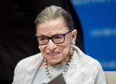 Điều đặc biệt từ nữ thẩm phán Tòa tối cao Mỹ vừa qua đời