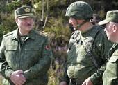 Belarus đóng biên giới phía Tây, quân đội vào thế báo động cao