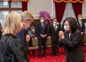 Thêm nhiều quan chức nước ngoài muốn đến thăm Đài Loan