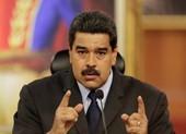 Tổng thống Maduro chỉ trích Mỹ đưa gián điệp vào Venezuela