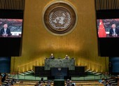 Ông Trump, ông Tập nói gì tại Đại hội đồng Liên Hợp Quốc?
