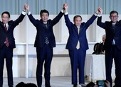 Ông Suga chính thức được chọn thay ông Abe làm Thủ tướng Nhật