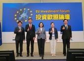 Diễn đàn đầu tư EU - Đài Loan: 'Gáo nước lạnh' lên Trung Quốc