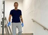 Thủ tướng Đức bí mật thăm ông Navalny lúc nằm viện ở Berlin