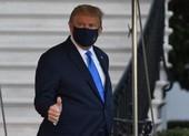 Điều trị COVID-19 ba ngày: Ông Trump thông báo xuất viện