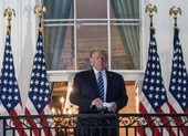 Bác sĩ: Ông Trump đừng chủ quan, 'cửa sổ nguy hiểm' vẫn còn