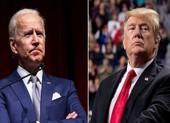 Ông Trump, ông Biden nói về việc tranh luận trực tiếp lần hai