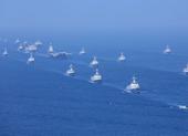 Tàu Trung Quốc xâm nhập vùng biển Malaysia 89 lần trong 4 năm