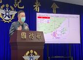 Đài Loan lên án Trung Quốc tập trận quy mô lớn gần đảo