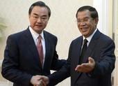 Ông Vương Nghị sang Campuchia ký thỏa thuận thương mại tự do