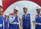 TP.HCM tổ chức lễ đón đoàn tàu metro số 1 đầu tiên
