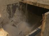 Phát hiện đường hầm 'lịch sử' ở biên giới Mỹ-Mexico