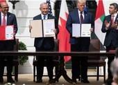 Israel ký hiệp ước Abraham với Bahrain, UAE tại Nhà Trắng