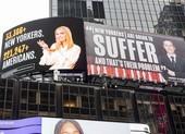 Con gái ông Trump dọa kiện quảng cáo 'phỉ báng' về COVID-19
