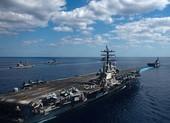 Mỹ, Nhật tập trận: Thông điệp cứng rắn với Trung Quốc