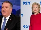 Ông Pompeo: Sẽ công bố email thời bà Clinton làm ngoại trưởng