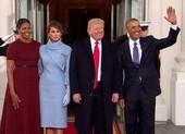 Ông Obama chuyển giao quyền lực cho ông Trump ra sao?