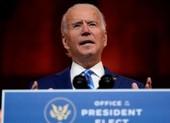 Bầu cử Mỹ: Bang Arizona và Wisconsin xác nhận ông Biden thắng