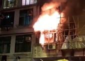 Cháy chung cư, ít nhất 7 người chết