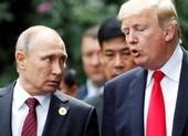 Người mà ông Trump ngưỡng mộ là ông Putin