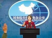 Trung Quốc: Việc Đài Loan kêu gọi đối thoại là 'trò rẻ tiền'