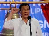 Ông Duterte sẵn sàng đi tù vì cuộc chiến ma tuý 6.000 cái chết